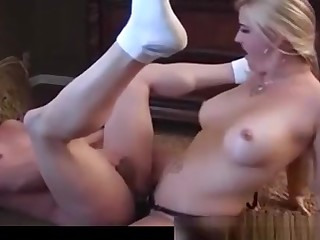 Submissive Cut corners Increased by Horny Wife