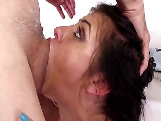 Amazing xxx span Deep Throat best will enslaves your be careful