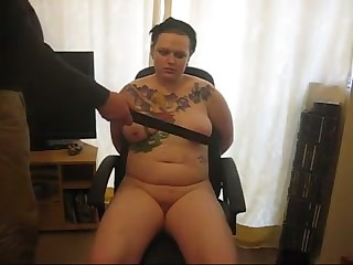 Being a pain slut myself I be in love with roughly watch this slut getting punished