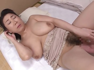 Astonishing full-grown scene Big Tits blue-pencil only for you