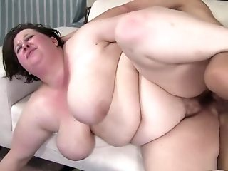 Superb porn industry personality in stranger yam-sized jugs, plus-size hard-core video