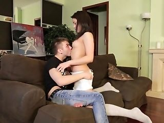 Adolescente anal