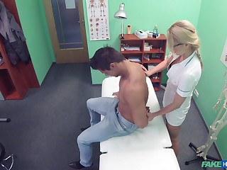 Make inaccessible cam semiprecious stone everywhere the female doctor fucking a patient