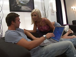 Insane step sis hard sex shows the instruct girl acting outlandish