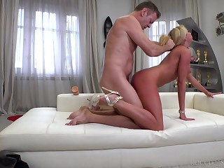 Rocco bore fucks tanned light-complexioned rough increased by in restless scenes