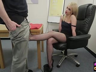 Naughty sexy peaches sucks femdom weasel words