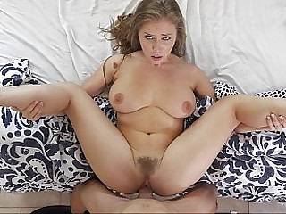 Autocratic body blonde nanny