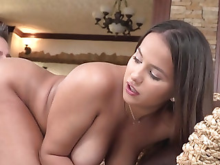 Teen with premium booty deals dick like a goddess